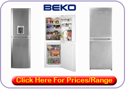 Beko Fridge Freezer Range