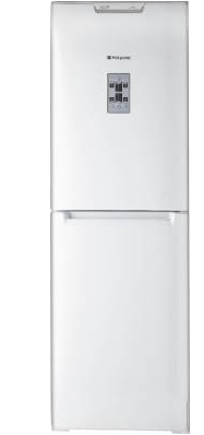 Hotpoint FF187MX Fridge Freezer