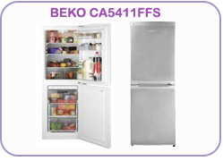 CA55411FFS Beko Fridge