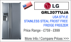 GR1207TUJA LG Fridge Freezer