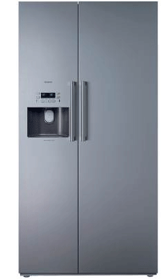 KA58NP90GB Siemens American Fridge Freezer