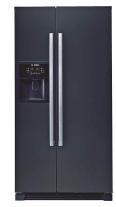 KAN58A40GB Bosch American Fridge Freezer