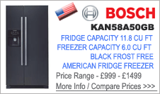 Bosch KAN58A50GB Fridge Freezer
