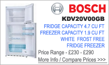 Bosch KDV20V00GB Fridge Freezer