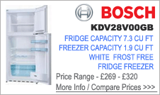 Bosch KDV28V00GB Fridge Freezer
