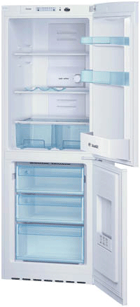 Bosch  Cf A Frost Free Fridge Freezer