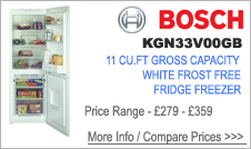 Bosch KGN33V00GB Fridge Freezer