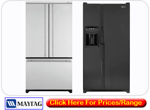 Maytag Fridge Freezers Info