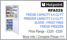 Hotpoint RFA52S Fridge Freezer