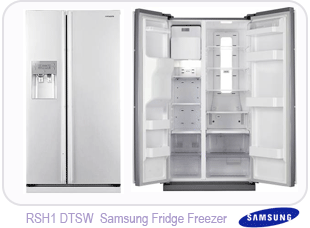 RSH1DTSW Samsung Fridge Freezer