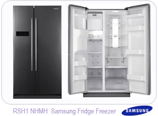 RSH1NHMH Samsung Fridge Freezer