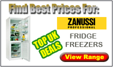 Zanussi Fridge Freezer