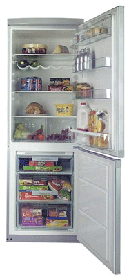 ZNB323W Zanussi Fridge Freezer